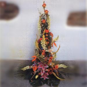 Obelisco Cordioli - Composizioni floreali: Cesti e Ciotole Cod. ART-S160