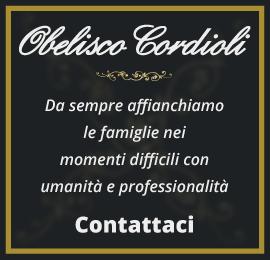 Agenzia Funebre a Verona e provincia Obelisco Cordioli