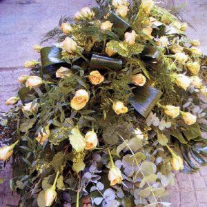 Obelisco Cordioli Composizioni floreali cuscino copricassa Art. 126